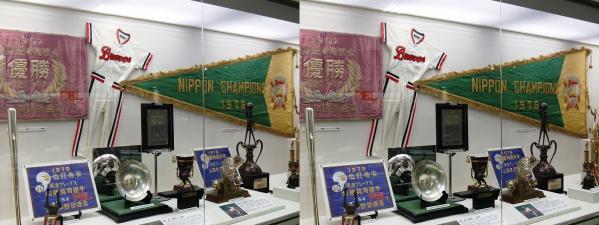 阪急西宮ギャラリー 展示物(交差法)