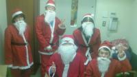 091225 クリスマスサンタ #1