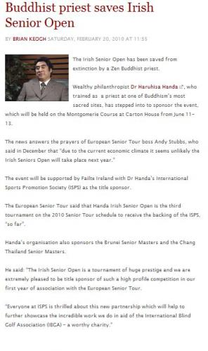20100611-13 Buddhist Priest Saved Irish Senior Open (20100220)