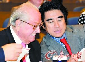 20100812  半田&仏人右翼@都内ホテル