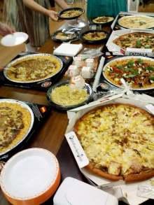 20100820 ピザパーティー みのりん2
