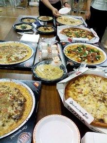 20100820 ピザパーティー みのりん3