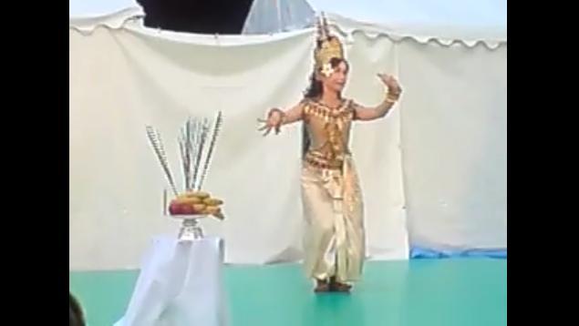 20100826  ougonhime  クメール宮廷舞踊パーツキャプ