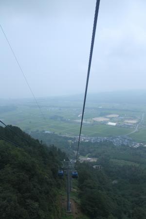 函館山ゆり園①