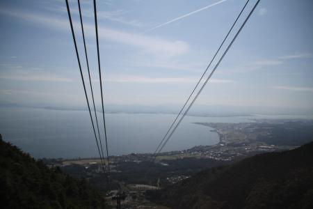 琵琶湖バレイ①