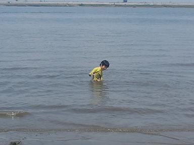 木曽川大潮