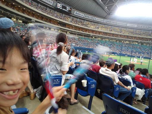 名古屋ドーム20110709