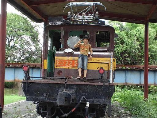 機関車ED222