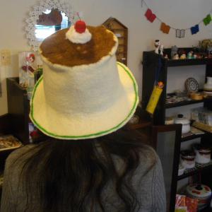 20130213プリン帽子