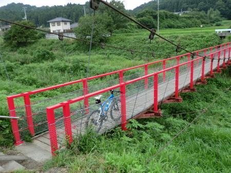 吊り橋巡りの日・4