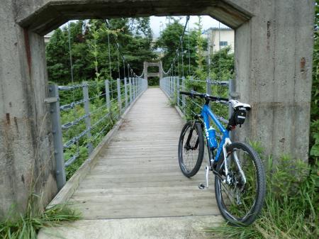 吊り橋巡りの日・12