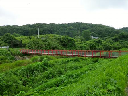 吊り橋巡りの日・2
