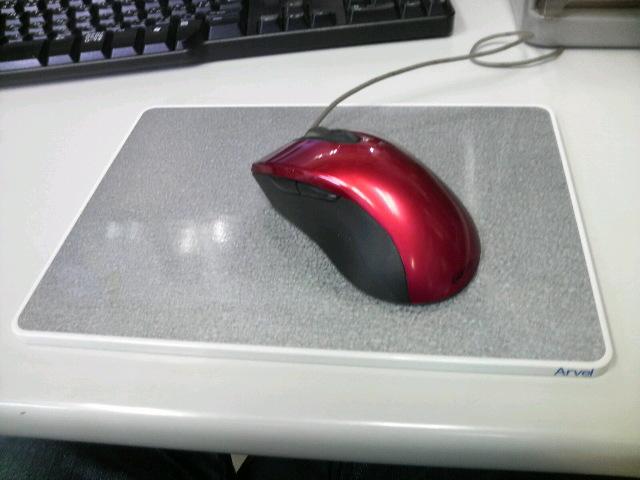 マウスパッド?