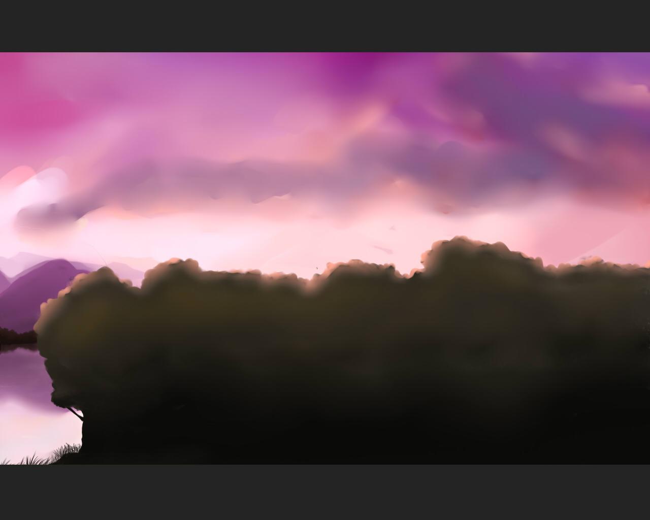 八雲さんち背景