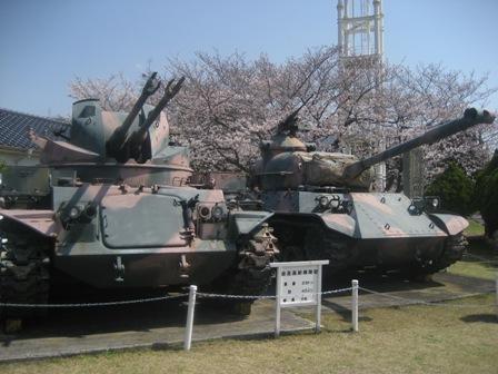 海田駐屯地