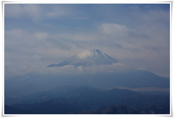 20111228塔ノ岳山頂