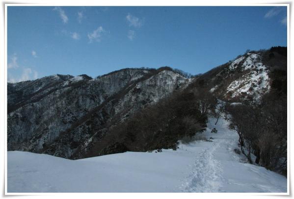 12.1/27塔ノ岳