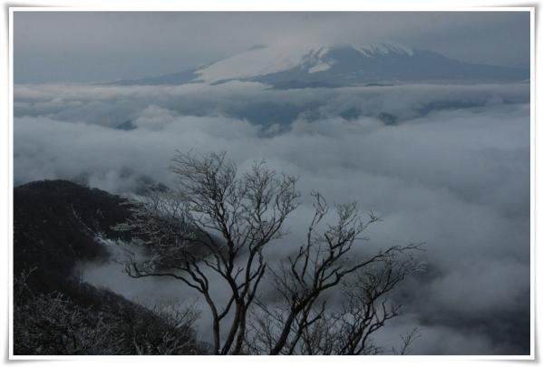 12.2/15塔ノ岳
