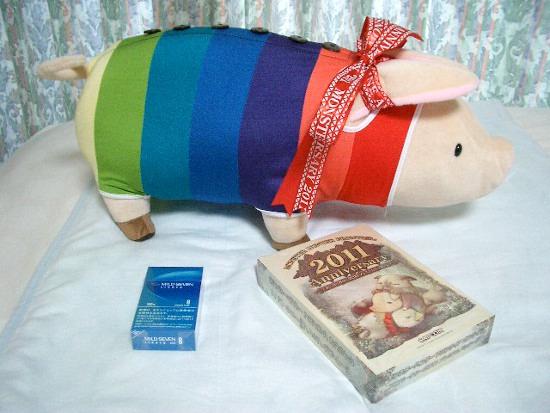 2011パッケ豚