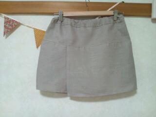 20130321_キュロットスカート