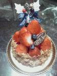 miya家クリスマスケーキ