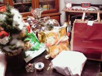 ツリー&プレゼント