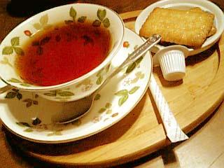 cafe de KURO 紅茶