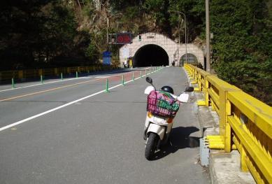 雁坂トンネル埼玉県側