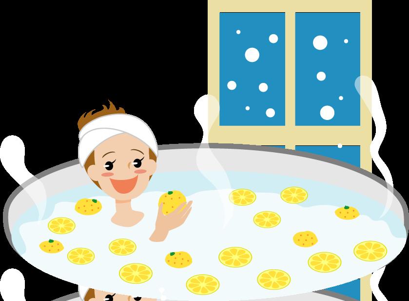お風呂に入ると、『1年中風邪 ...
