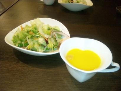 おいしいランチ おしゃれランチ お得ランチ 日替わり スペイン料理 池袋東口 バル・デ・リコ100516