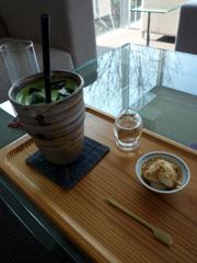 篠栗の絶景カフェ!茶房わらび野で和スイーツを。