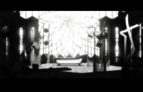 偽物語 04 忍との和解1