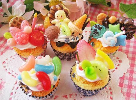 カップケーキ2-1
