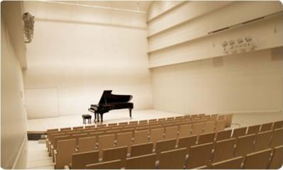 美浜文化ホール・音楽ホール