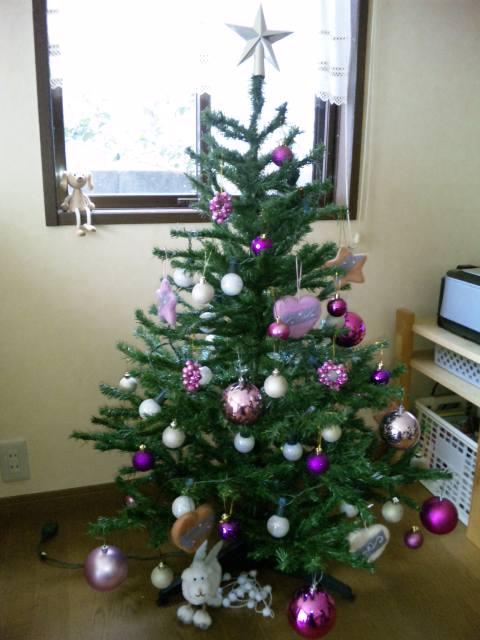 クリスマスツリー2009スイート