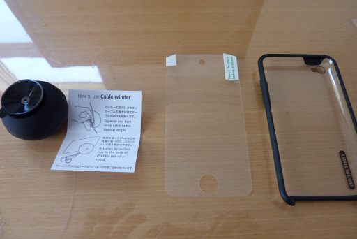 UNESHELL RubbeFrame for iPod touch 4G ブラック TUN-IP-000139