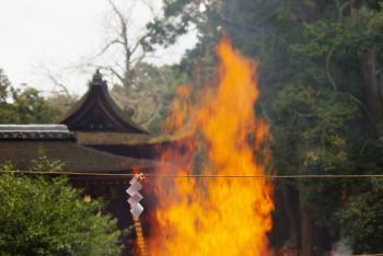 古神符焼納祭4