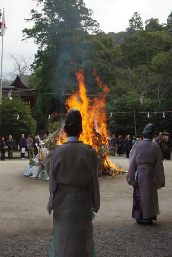 古神符焼納祭2
