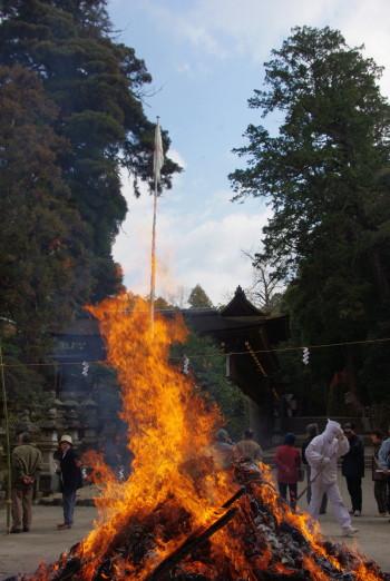 古神符焼納祭7