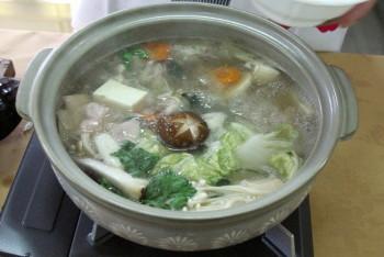 吉野荘 西行鍋