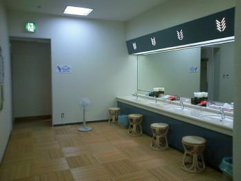 ドレッサールーム