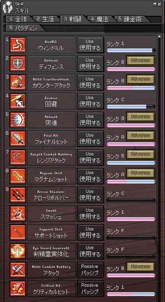 戦闘スキル0304
