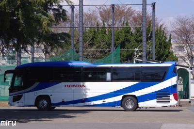 HONDA号