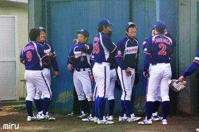 HONDA野球部