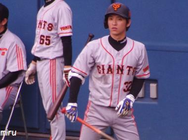 G・松本選手
