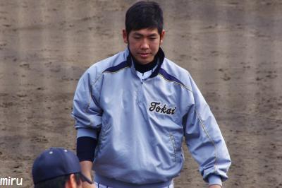 猿川拓郎投手
