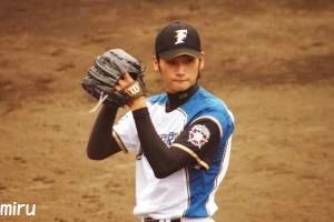 中村勝投手