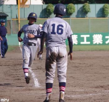 商大付VS県松16