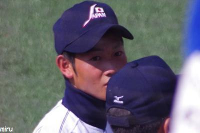 習志野・宮内選手
