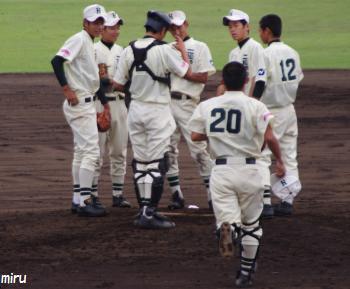 二松学舎柏VS長狭6